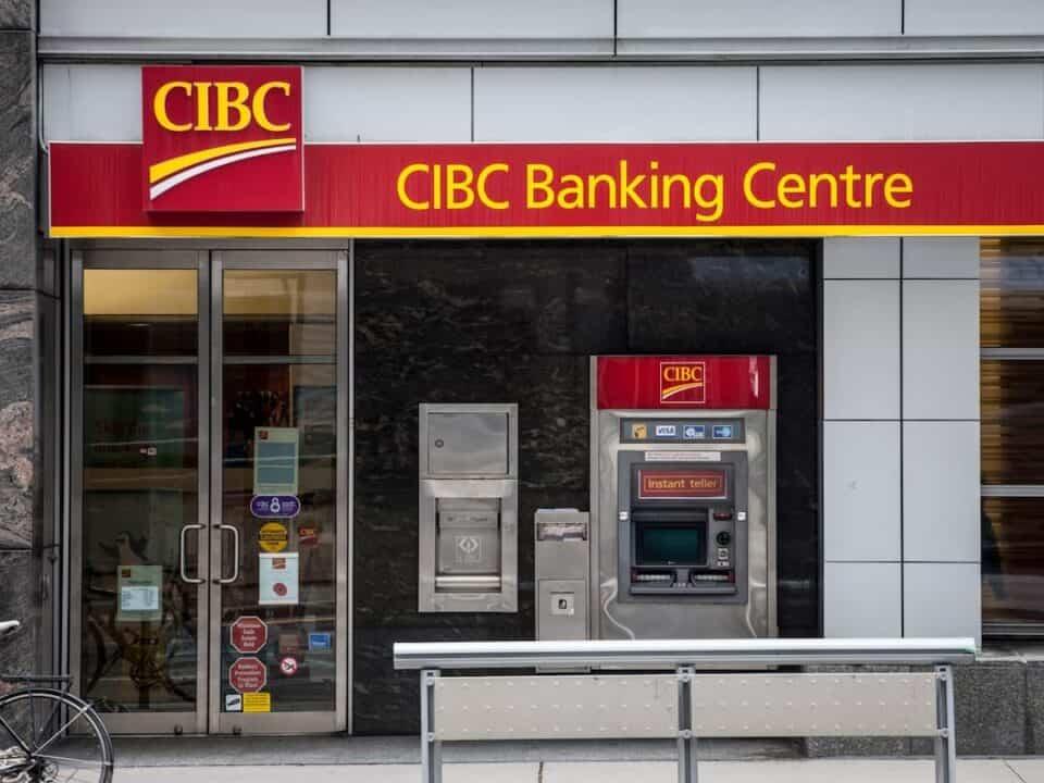 CBC Banking Centre exterior in Toronto