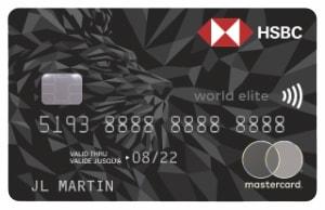 Mastercard by HSBC