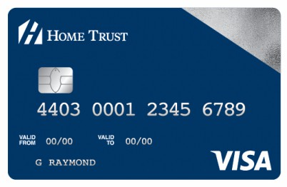 Visa Card by Home Trust