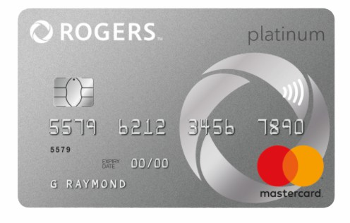 Platinum Mastercard by Rogers