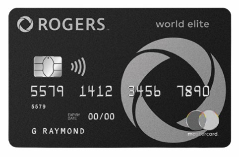 World Elite Credit Card by Rogers