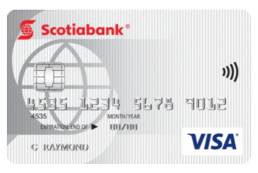 Value Visa Card by Scotiabank