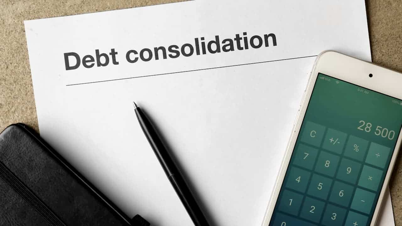 Consolidate Debt With Our Calculator